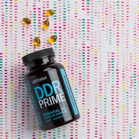 product spotlight ddr prime softgels doterra essential oils