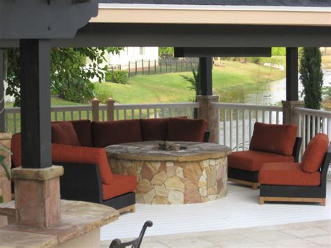 thoughts on pit a covered patio
