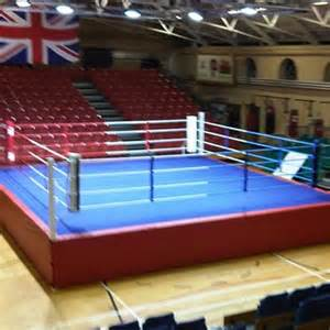 Competition Boxing Rings