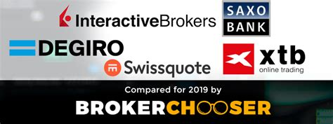 top trading brokers best brokers in 2019 fee comparison included