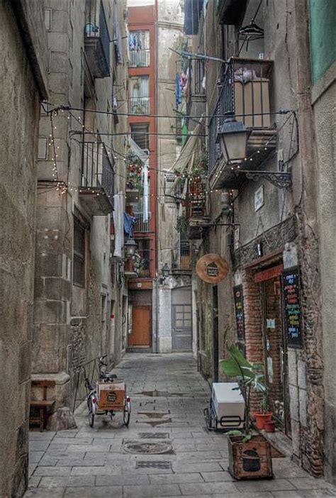 El Born Barcelona Spain