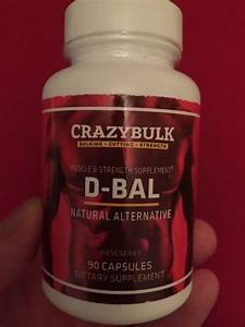 D-bal Review  A Crazybulk Product  - A Solid Steroid Alternative Aka Legal Steroid