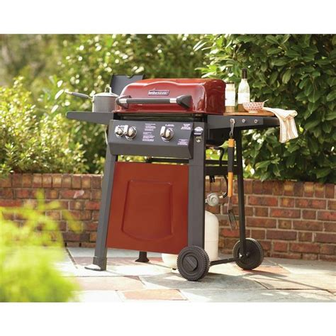 Brinkmann Backyard Kitchen by Excellent Grill For A Small Patio It Looks Pretty Swell