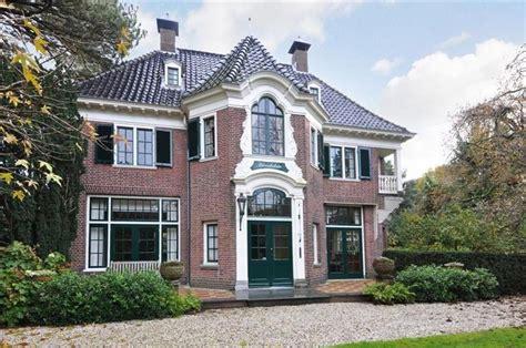 Huis Te Koop Overveen by Vrijstaande Villa Te Koop Ter Hoffsteedeweg 6 Overveen