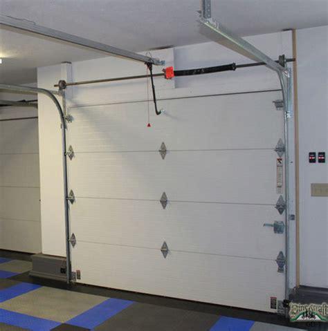 insulated 2 car garage door garage doors pinecraft storage barns llc