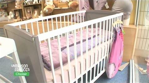 chambre bebe lit et commode la maison 5 aménagement chambre bébé