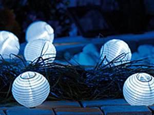 Lampions Mit Led : lunartec solar lichterkette mit 9 led mini lampions 2er pack ~ Watch28wear.com Haus und Dekorationen