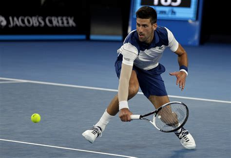 Spaniard's comments hint at a man foreshadowing a future in which serbian world no 1 leaves his rivals in the. Novak Djokovic is back in rehab and training following elbow procedure | TENNIS.com - Live ...