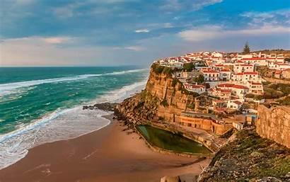 Portugal Sea Landscape Wallpapers Sky Galicia Portuguese
