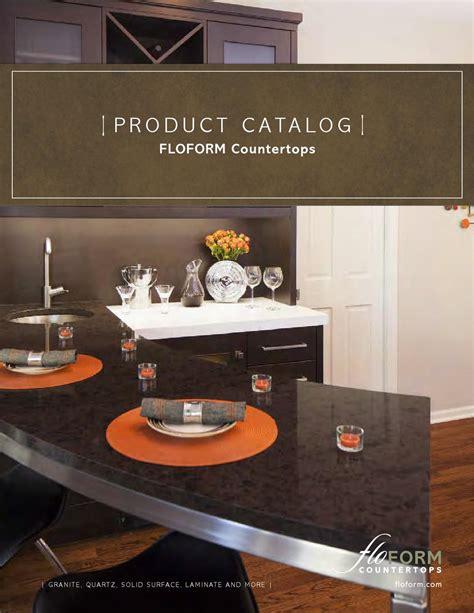 flo form countertops floform countertops product catalog vol 4 by floform