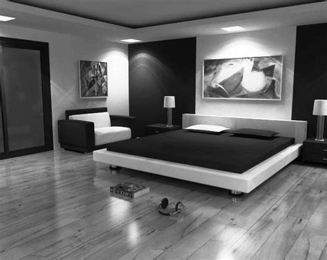 Master Bedroom Decor Black And White by Bedroom Black And White Wall For Home Design Ideas
