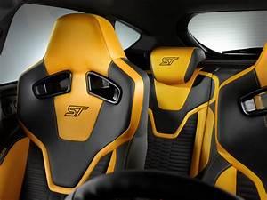 Papel De Parede   Ve U00edculo  Amarelo  Carro Esportivo  Ford