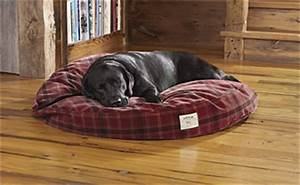 toughchew round dog bed toughchewr round dog bed orvis With orvis no chew dog bed