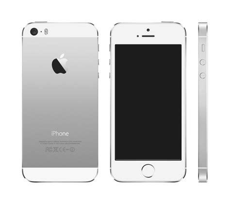 Iphone 5s Silver by rilomtl on DeviantArt