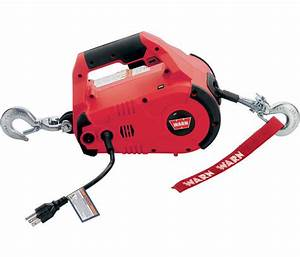 Battery Powered Winch