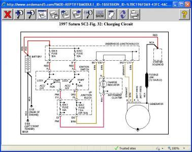 97 Saturn Sc2 Fuse Box by 1997 Saturn Sc2 Charging System Hey Guys I Was Leaving