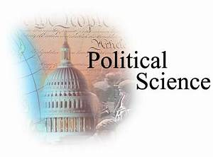 Politics and Po... Political Science