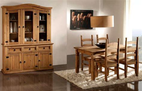 elegantes interiores  muebles rusticos mexicanos casa