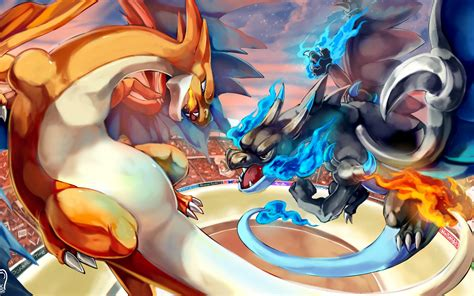 Does this mean inside every venusaur there is a bulbasaur trying to get out? Download 2560x1600 Pokemon, Charizard Vs Charizard X Wallpapers for MacBook Pro 13 inch ...