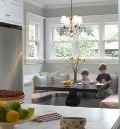 Eat In Kitchen Booth Ideas by Banquette Bonanza Free Design The Decorologist
