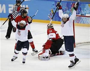 Canada beats U.S. 3-2 in Olympic women's hockey - Toledo Blade