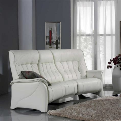 Outdoor Reclining Loveseat by Reclining Sofa Semi Circle Outdoor Seating White