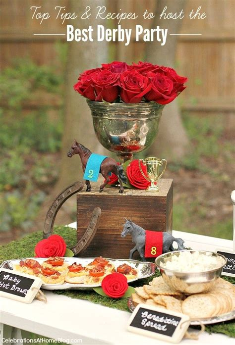 36 Best Images About Kentucky Derby Theme On Pinterest