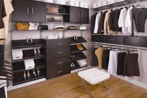 bedroom closet organizer clothing storage ideas