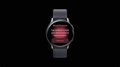 Samsung Pressure Blood Monitor Health Galaxy Devices