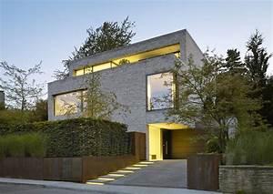 Haus Unter Straßenniveau : hintergr ndig am hang einfamilienh user ~ Lizthompson.info Haus und Dekorationen
