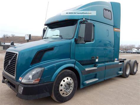 volvo commercial vehicles 2005 volvo vnl 670