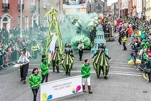 How the Irish Really Celebrate St. Patrick's Day in Dublin
