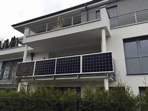 Solaranlage Balkon Erlaubt : balkonkraftwerk laudeley dynamische ~ Michelbontemps.com Haus und Dekorationen