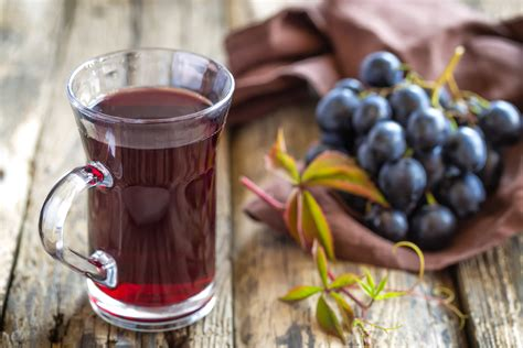 grape juice wine beneficial health turn library