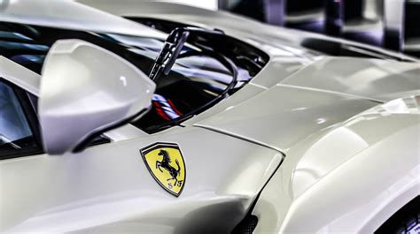 Dubai Exotic Car Dealership Has Two Different Laferraris