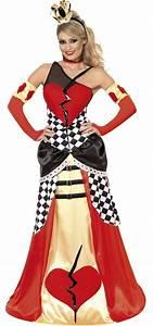 La Reine De Coeur : d guisement jeu d 39 chec costume reine noire ~ Nature-et-papiers.com Idées de Décoration