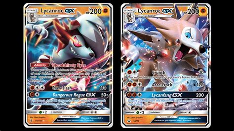 typhlosion deck guardians rising lycanroc gx guardians rising deck review