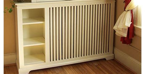 wooden radiator shelves   images  radiator