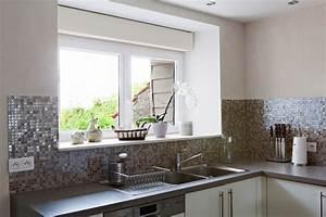 credence cuisine inox miroir cuisine idees de With credence miroir pour cuisine
