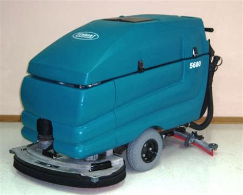 Tennant Floor Scrubber 5680 reconditioned tennant 5680 automatic scrubber 32 quot call