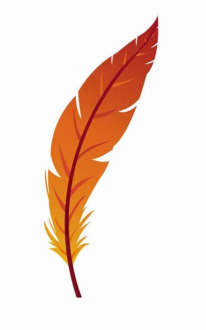Feather Clipart Feathers Fether Transparent Deviantart Vector