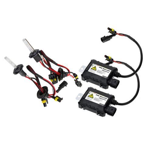 kit x 233 non h7 55 watts one anti erreur int 233 gr 233 au ballast voiture