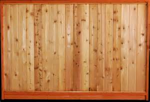 Tongue and Groove Cedar Fence Boards