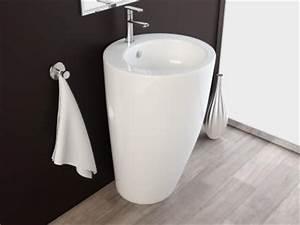Designer Waschbecken Günstig : design stand waschbecken waschtisch s ule kbe1 ebay ~ Sanjose-hotels-ca.com Haus und Dekorationen