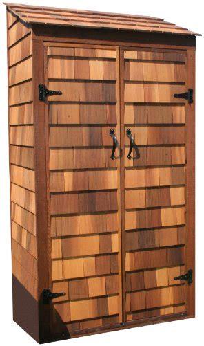 lifetime sheds greenstone aspen cedar garden hutch sale