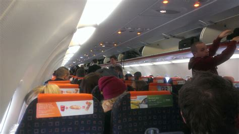 Easyjet Review  Frugal First Class Travel