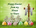 Happy Easter From My House To Your Pictures, Photos, and ...