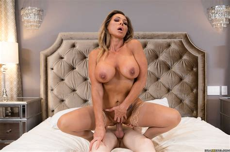 Blonde Milf Fucks Her Stepson While Hubby Is Away Photos