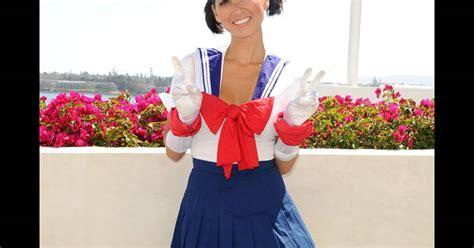 Sailormooon, non Olivia Munn est trop kawaï - Puretrend