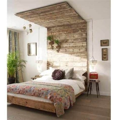 diy ideas    cheap pallet bed frame wood